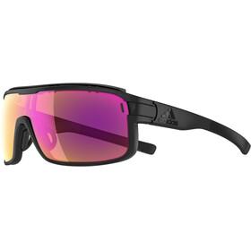 adidas Zonyk Pro L Cykelglasögon violett/svart